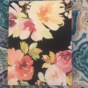 Other - Beautiful Floral Journal-NWT